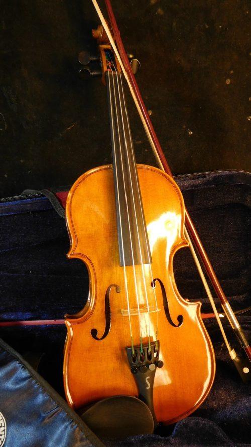 violon d'étude location