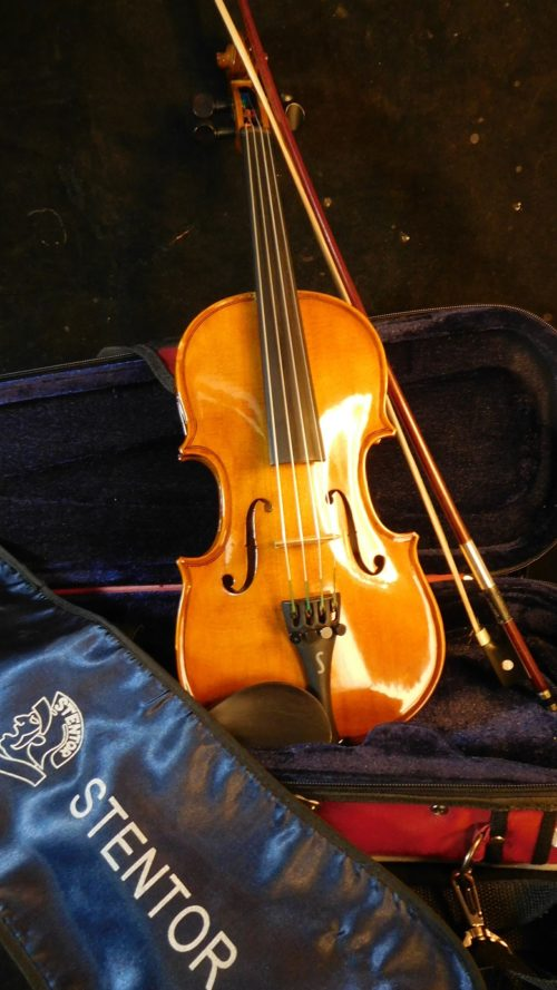 violon enfant location